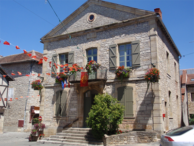 Mairie de Villeneuve