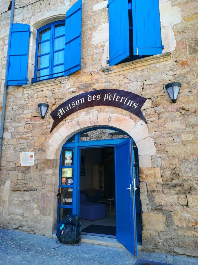 Maison des pélerins